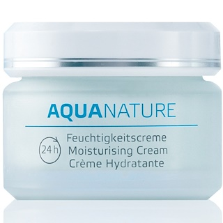 AnneMarie Borlind, Aqua Nature, 24h Moisturizing Cream, 1.69 fl oz (50 ml)