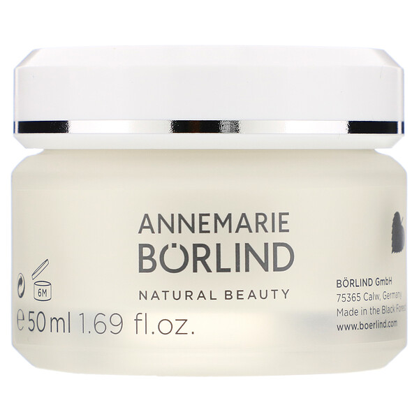 AnneMarie Borlind, AquaNature, Rehydrating Night Cream, 1.69 fl oz (50 ml) (Discontinued Item)