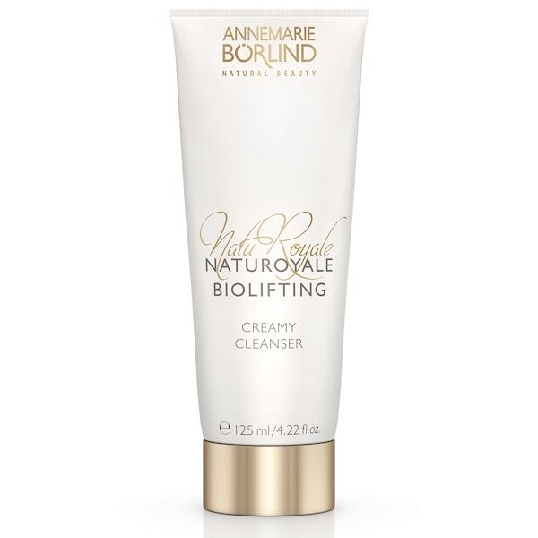 AnneMarie Borlind, NatuRoyale, Biolifting Creamy Cleanser, 4.22 fl oz (125 ml) (Discontinued Item)