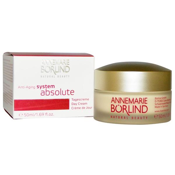 AnneMarie Borlind, System Absolute, Anti-Aging Day Cream, 1.69 fl oz (50 ml) (Discontinued Item)