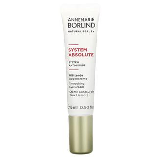 AnneMarie Borlind, System Absolute, Anti-Aging, Smoothing Eye Cream, 0.5 fl oz (15 ml)
