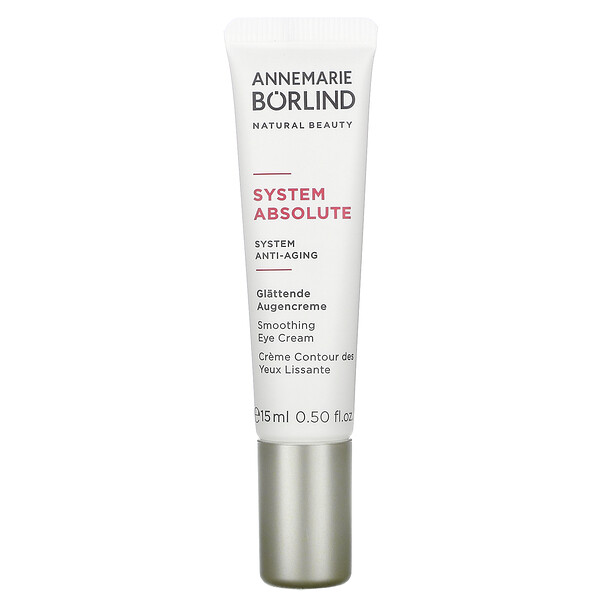 AnneMarie Borlind, System Absolute, Anti-Aging Eye Cream, 0.50 fl oz (15 ml)