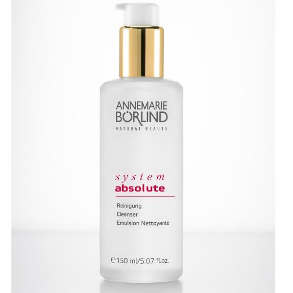 AnneMarie Borlind, System Absolute, Cleanser, 5.07 fl oz (150 ml) (Discontinued Item)