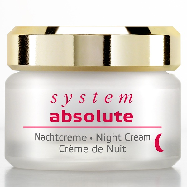 AnneMarie Borlind, System Absolute, Night Cream, 1.69 fl oz (50 ml) (Discontinued Item)