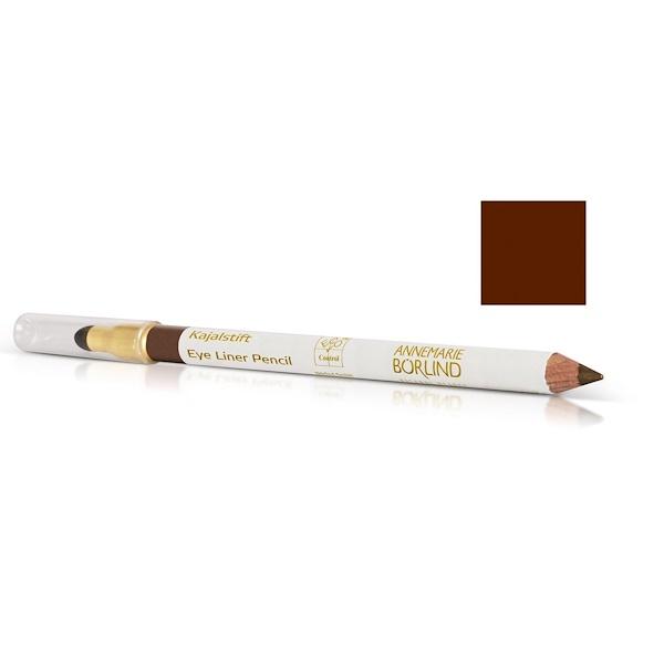 AnneMarie Borlind, Eye Liner Pencil, Brown, .03 oz (1.05 g) (Discontinued Item)