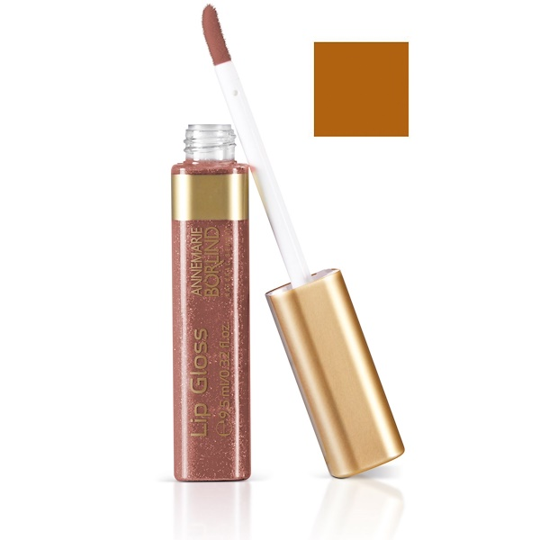 AnneMarie Borlind, Lip Gloss, Bronze 08, 0.32 fl oz (9.5 ml) (Discontinued Item)