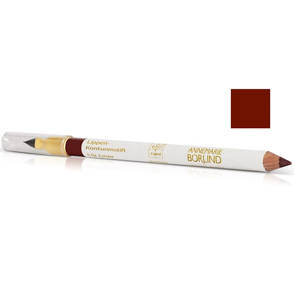 AnneMarie Borlind, Lip Liner, Black Raspberry, 1.05 g (.03 oz) (Discontinued Item)
