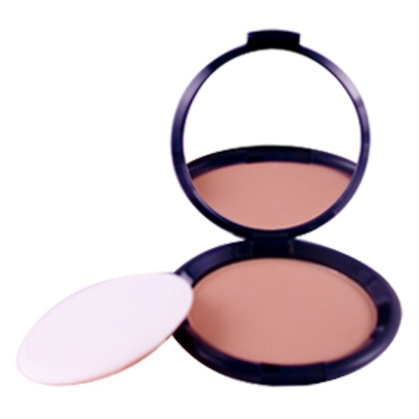 AnneMarie Borlind, Compact Powder, 02 Sun, 0.3 oz (9 g) (Discontinued Item)