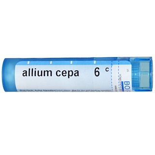 Boiron, Single Remedies, Allium Cepa, 6C, Approx 80 Pellets