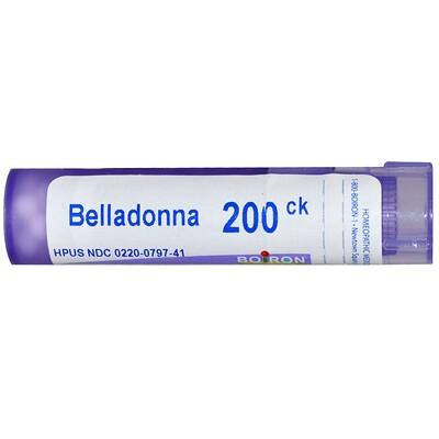 Белладонна, 200CK, прибл. 80 гранул