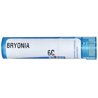 Boiron, Single Remedies, ブリオニア根、6C、約80粒