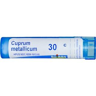 Boiron, Single Remedies, Cuprum Metallicum, 30C, Aproximadamente 80 bolitas