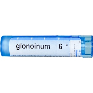 Boiron, Single Remedies, Glonoinum, 6C, Approx 80 Pellets