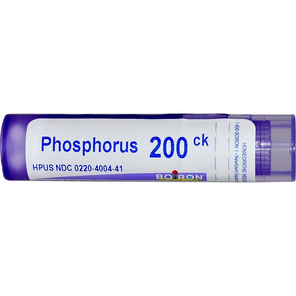 Phosphorus, 200CK, Approx 80 Pellets