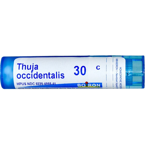 Thuja Occidentalis, 30C, Approx 80 Pellets