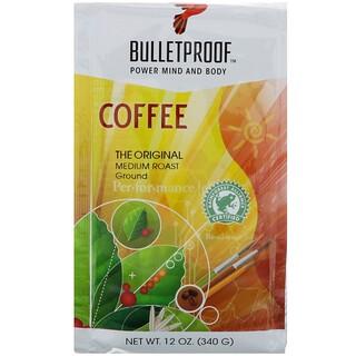 BulletProof, Coffee, The Original, Medium Roast, Ground, 12 oz (340 g)
