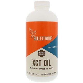 BulletProof, XCTオイル、16 fl oz (473 ml)