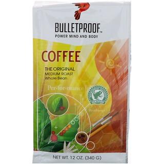 BulletProof, Coffee, The Original, Medium Roast, Whole Bean , 12 oz (340 g)