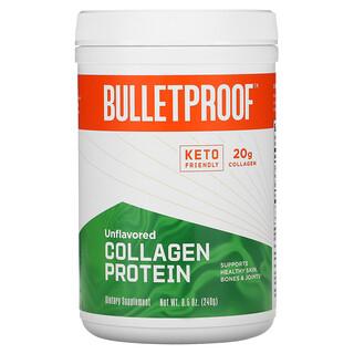 BulletProof, Collagen Protein, Unflavored, 8.5 oz (240 g)