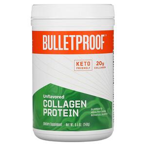 BulletProof, 膠原蛋白,原味,8.5 盎司(240 克)'