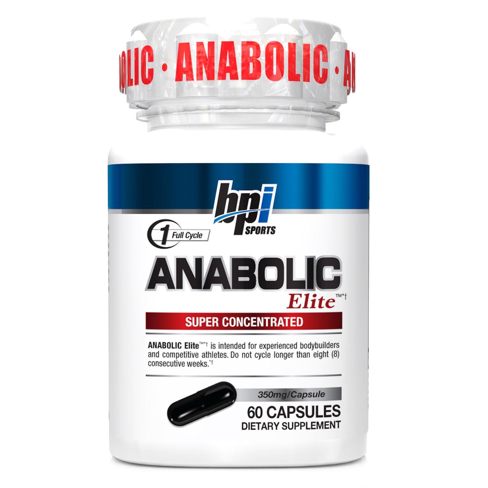 bpi anabolic elite what does it do