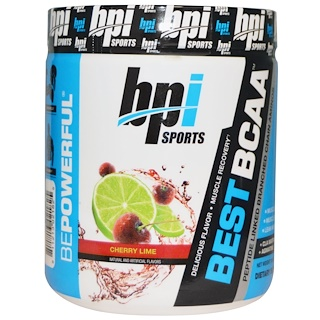 BPI Sports, Best BCAA, Cherry Lime, 10.58 oz (300 g)