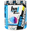 BPI Sports, Best Creatine, Pro Strength Creatine Blend, Snow Cone, 10.58 oz (300 g)