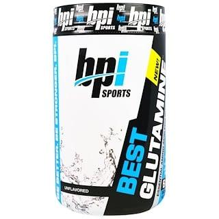 BPI Sports, Best Glutamine. Unflavored, 12.3 oz (350 g)