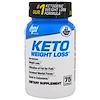 BPI Sports, Keto Weight Loss, 75 Capsules