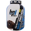 BPI Sports, Best Protein, Advanced 100% Protein Formula, Chocolate Brownie, 5.1 lbs (2,329 g)