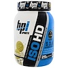 BPI Sports, ISO HD, 100% Whey Protein Isolate & Hydrolysate, Vanilla Cookie, 1.7 lbs (759 g)
