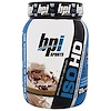 BPI Sports, ISO HD, 100% Whey Protein Isolate & Hydrolysate, Peanut Butter Candy Bar, 1.8 lbs (816 g)