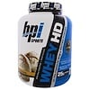 BPI Sports, Whey HD, Ultra Premium Whey Protein Powder, Vanilla Caramel, 4.1 lbs (1,850 g)