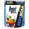 BPI Sports, Лучшие измельченные аминокислоты с разветвленной цепью, формула восстановления сухой мышечной массы, фруктовый пунш, 9,7 унций (275 г)