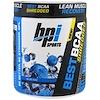 BPI Sports, Измельченные лучшие аминокислоты с разветвленной цепью, формула восстановления сухой мышечной массы, Blue Raz , 9,7 унц. (275 г)