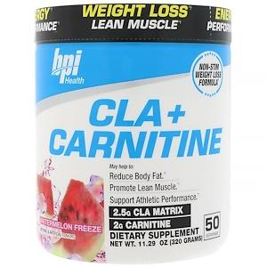 БПА Спортс, CLA + Carnitine, Watermelon Freeze, 11.29 oz (320 g) отзывы