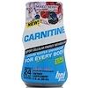 BPI Sports, Carnitine, Liquid Water Enhancer, Mixed Berry, 2 fl oz (60 ml)