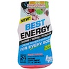 BPI Sports, Best Energy, Liquid Water Enhancer, Fruit Punch, 2 fl oz (60 ml)