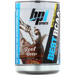 BPI Sports, Лучшие аминокислоты с разветвлённой цепью, корневое пиво, 11,64 унц. (330 г)