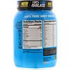 BPI Sports, ISO HD، بروتين نقي معزول بنسبة 100%، بنكهة بسكوت الفانيليا، 1,6 رطل (713 جم)