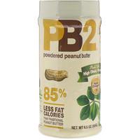 PB2, Арахисовое масло в порошке, 6,5 унций (184 г) - фото