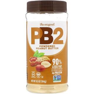 PB2 Foods, بي بي 2، مسحوق زبدة الفول السوداني 6.5 أونصة (184 جرام)