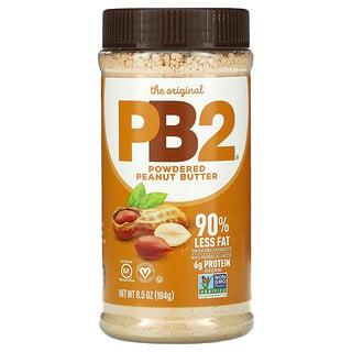 PB2 Foods, PB2 الأصلي، مسحوق زبدة الفول السوداني، 6.5 أونصة (184 جم)