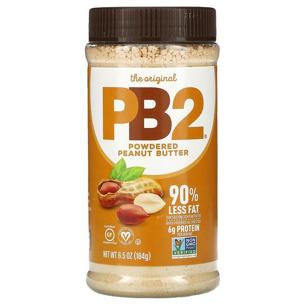 The Original PB2, Powdered Peanut Butter, 6.5 oz (184 g)