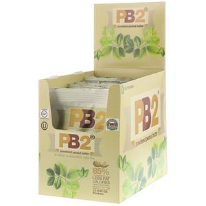 Белл Плантайшн, PB2, Powdered Peanut Butter, 12 Packets, 0.85 oz Each отзывы покупателей