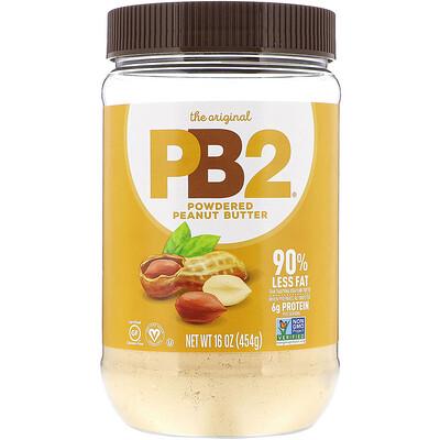 The Original PB2, арахисовая паста в порошке, 454г (16унций) gibraltar sc bpl