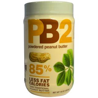 Bell Plantation, PB2, Powdered Peanut Butter, 16 oz (453.6 g)
