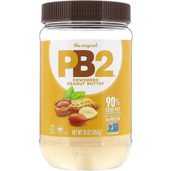 The Original PB2, Powdered Peanut Butter, 16 oz (454 g)
