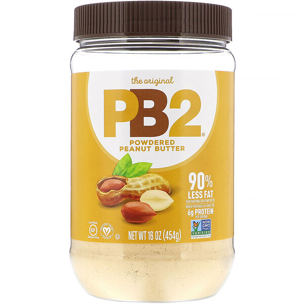 PB2 Foods, The Original PB2, Powdered Peanut Butter, 16 oz (454 g)