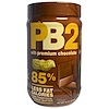 Bell Plantation, PB2, with Premium Chocolate, 16 oz (453.6 g)